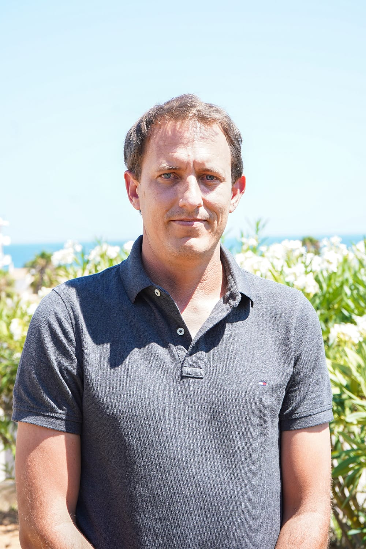 Tomás Broad - Sales Manager