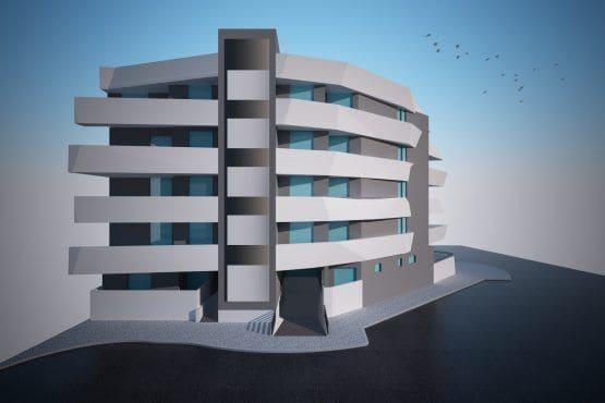 2 Bedrooms Apartment in Santa Maria