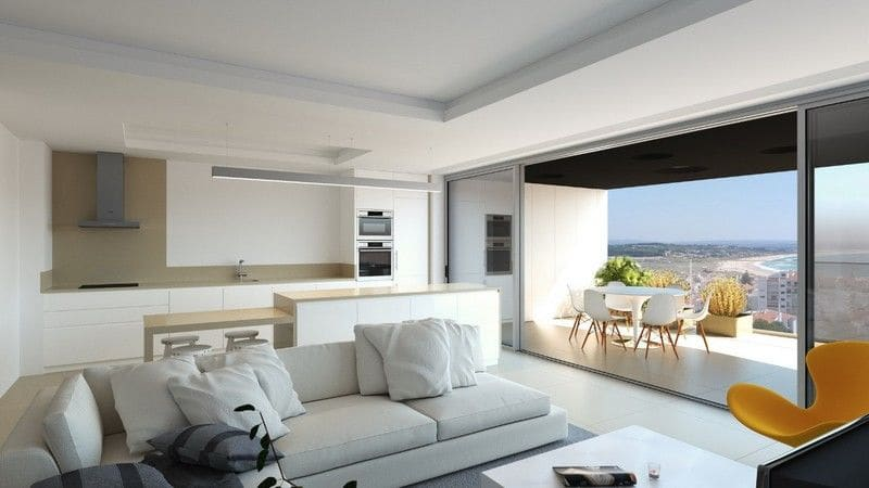 2 Bedrooms Apartment in Ameijeira, lagos