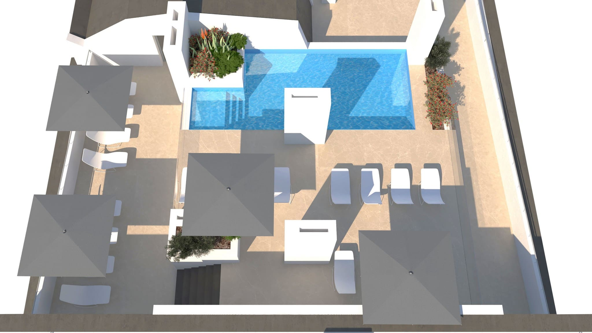 Horta do Galvao - Brand New Apartments, Lagos