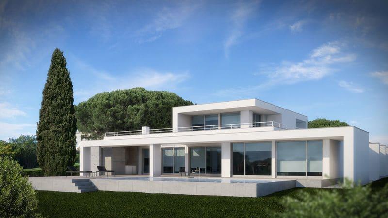 5 Bedrooms Villa in Canavial