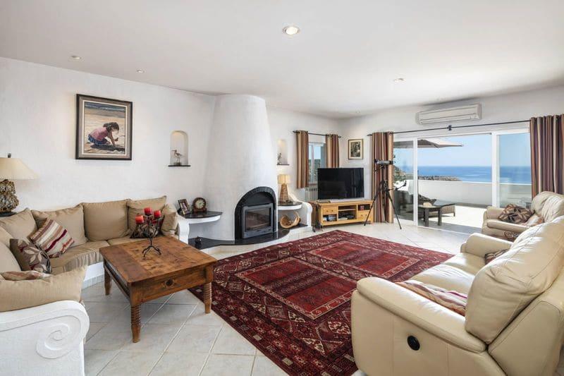 5 Bedrooms Villa in Luz