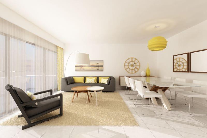 3 Bedrooms Apartment in Santo Amaro
