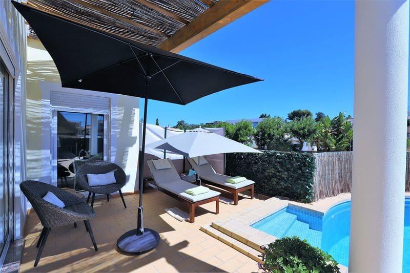 3 Bedrooms Villa in Montinhos da Luz
